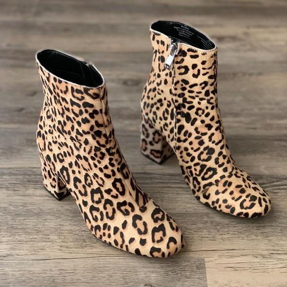 Halogen Leopard Cheetah Animal Print